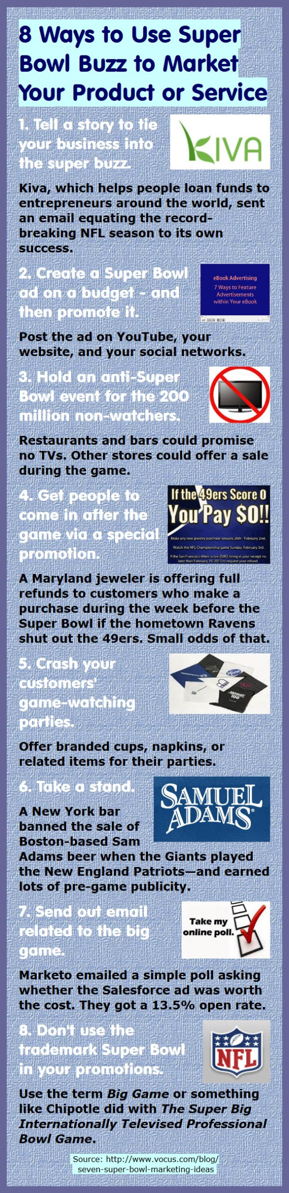 Super Bowl Promotions