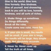 John Kremer: The 7 Rules of Life