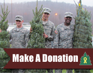 Trees for Troops donate