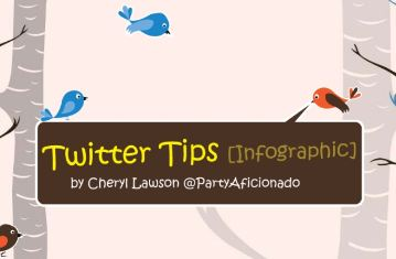 Twitter Tips Infographic