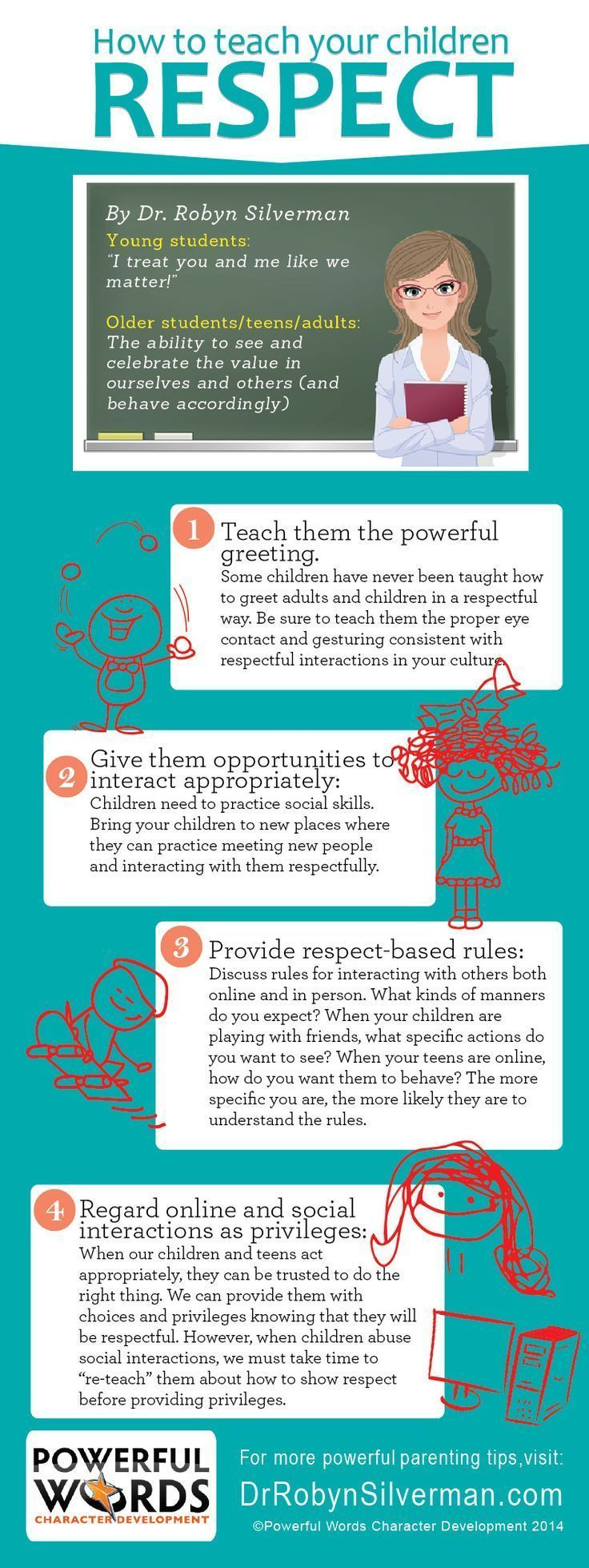 How To Teach Your Children Respect