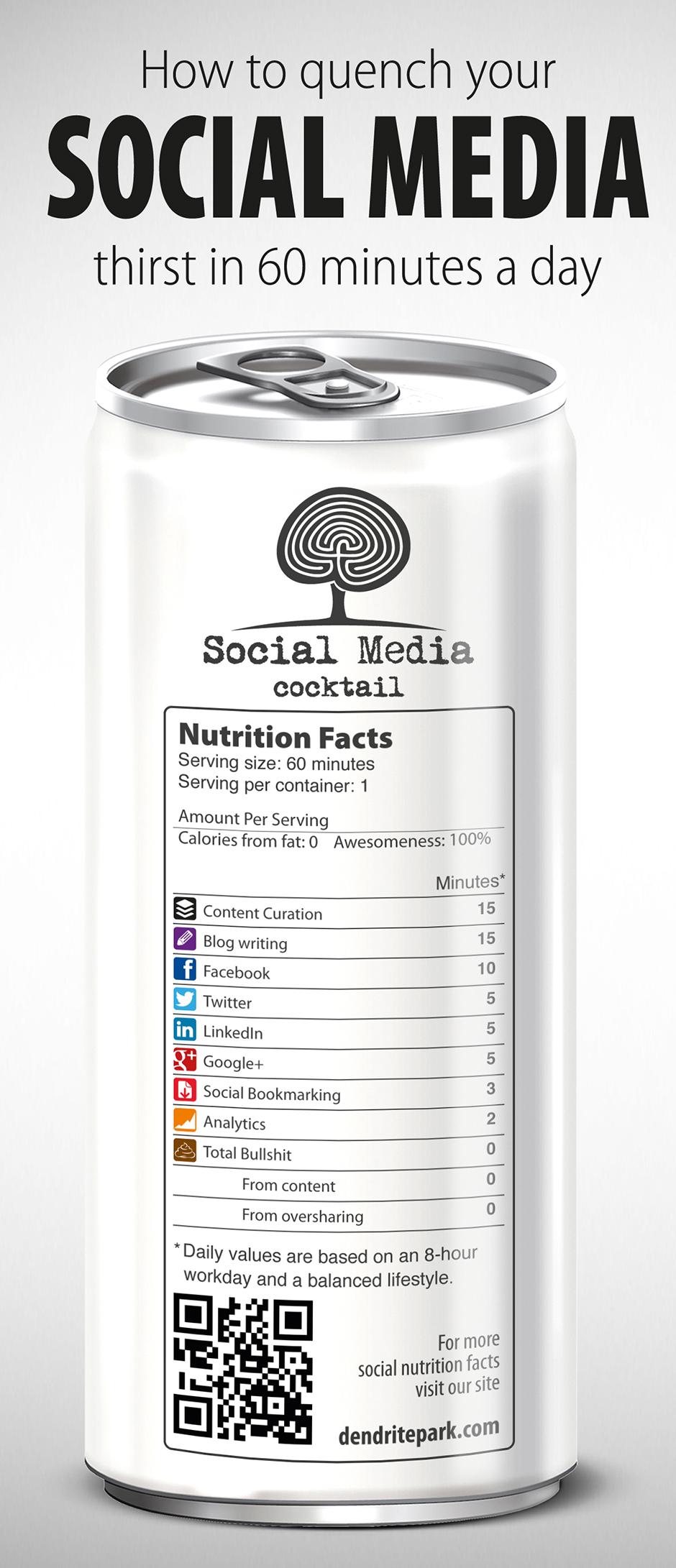 Social Media Cocktail