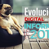 Evolución Digital en España Informe 2017