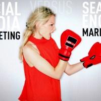 Social media vs Search engine Marketing