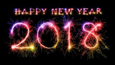 Happy New Year! Welcome to 2018