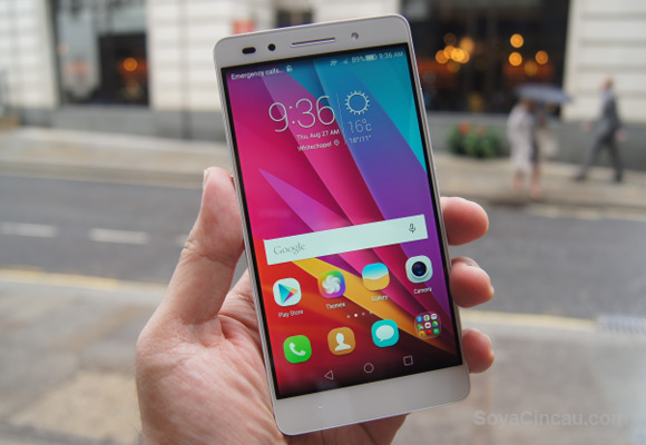 Huawei Honor 7 Price in Nigeria, Specs, Review