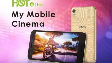 Infinix Hot 5 Lite Price in Nigeria, Specs, Review