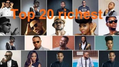 Top 20 Richest Musician in Nigeria - Forbes 2019 and Their Net Worth