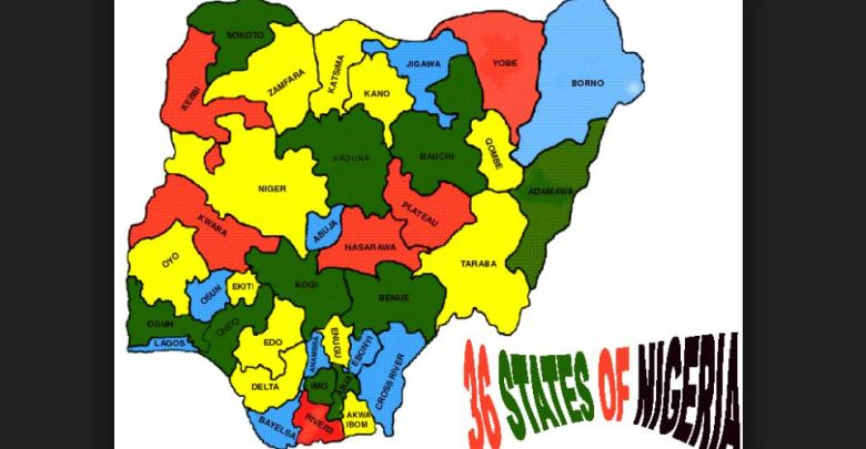 Largest State in Nigeria – list of Nigerian States by population