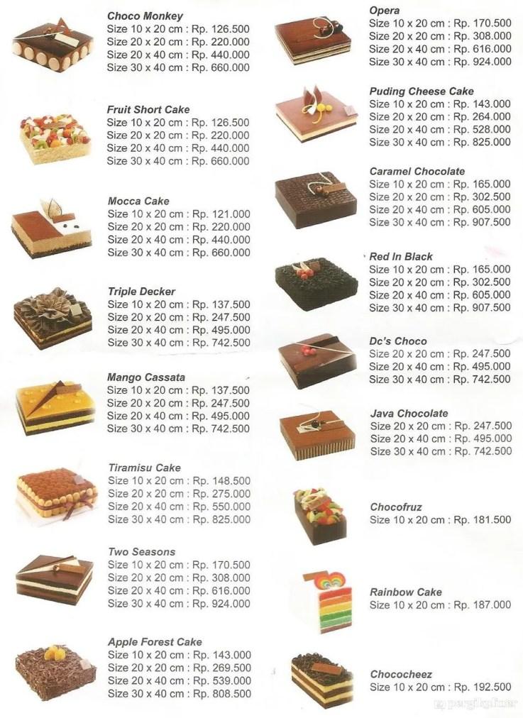 List kue dapur coklat 2