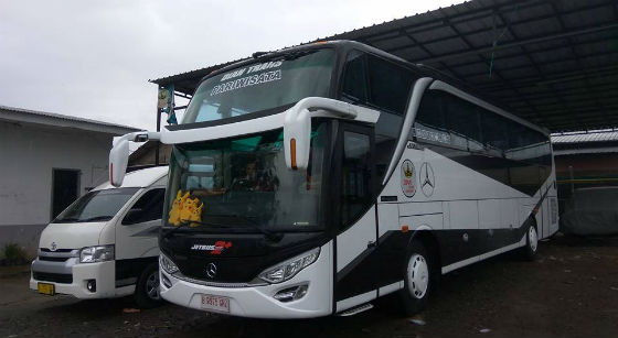Jasa Penyedia Bis Pariwisata di Tugu Utara Jakarta 2