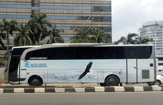 Agen Rental Bis Pariwisata di Kreo Tangerang 4