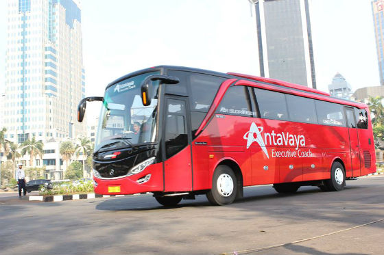 Agen Rental Bus Pariwisata di Kayuringin Jaya Bekasi 4