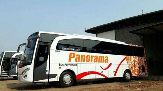 Jasa Sewa Bus Pariwisata Panorama di Tebet Barat Jakarta 2