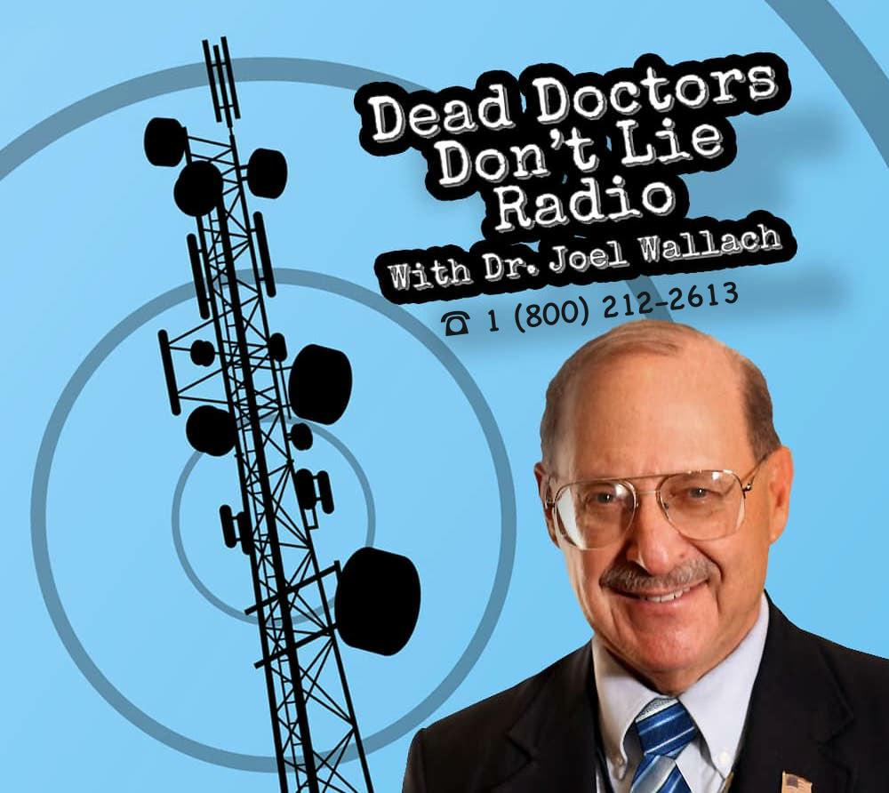 Dead Doctors Don't Lie Radio Show