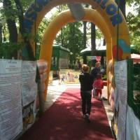 HERĂSTRĂU: Pe Insula Copiilor, adulţii au intrarea gratuită. Copiii plătesc jumătate din alocaţie!
