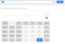 Scientific Calculator Google Search