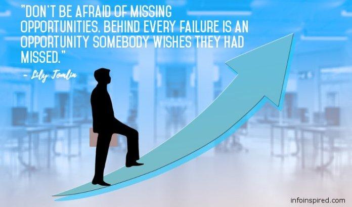 failure motivation picture quote