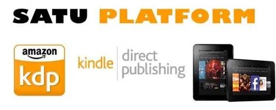 Peluang Menerbitkan Buku Digital Self Publishing di KDP Amazon