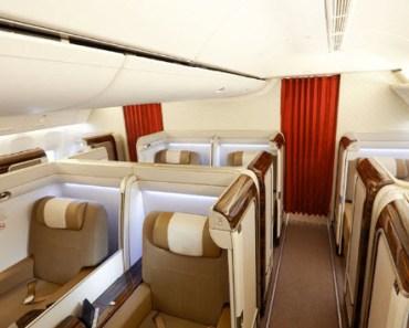 Harga Tiket Pesawat Garuda First Class