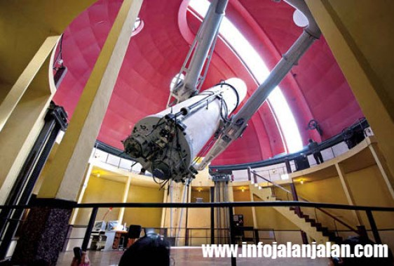 Tempat-Wisata-Lembang-Observatorium-Bosscha