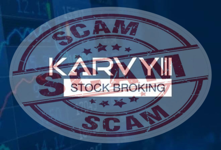 Karvy- From Broker to Broke