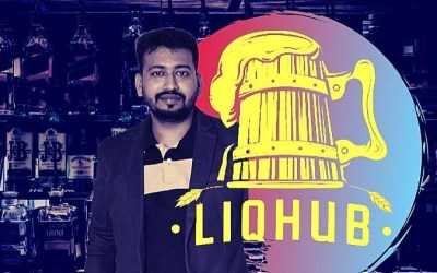Liqhub launches its liquor delivery services amidst the ongoing global pandemic.