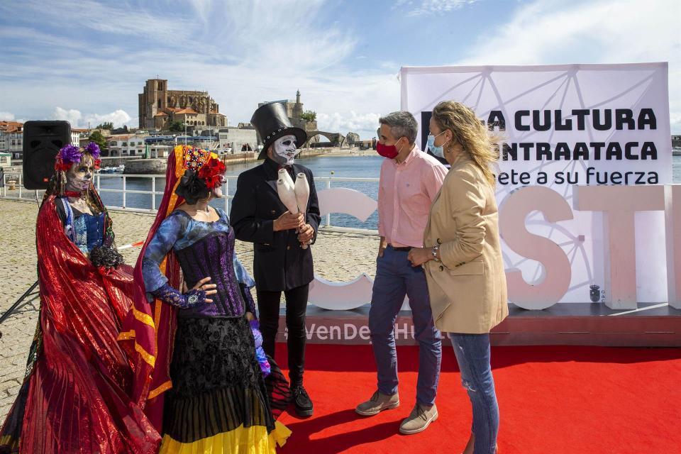 Danza, música, teatro y cuentos en el tercer fin de semana de 'Planeta Palacio'