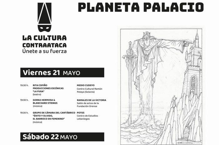 'Planeta Palacio' concluye este fin de semana en Potes