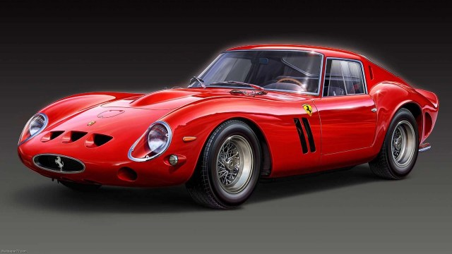 Most Expensive Car Ever Sold
