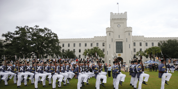 The Citadel Military College Admission Form
