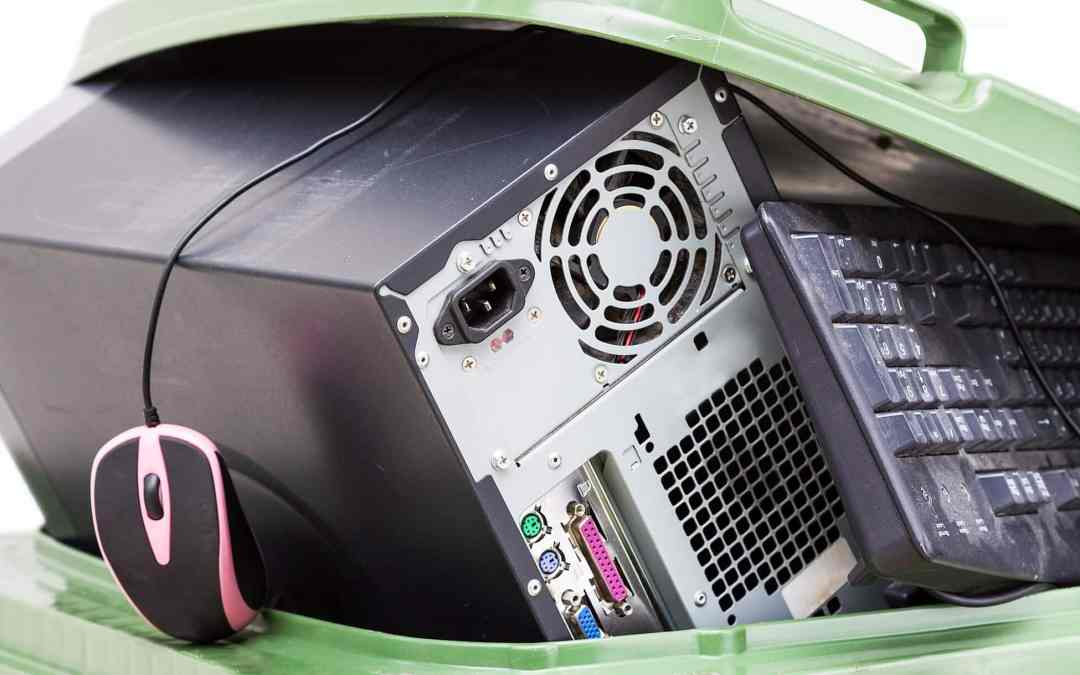 Electronic waste: harmful to the environment?