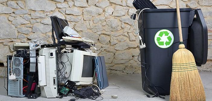 Quoi faire avec vos appareils électroniques hors service?
