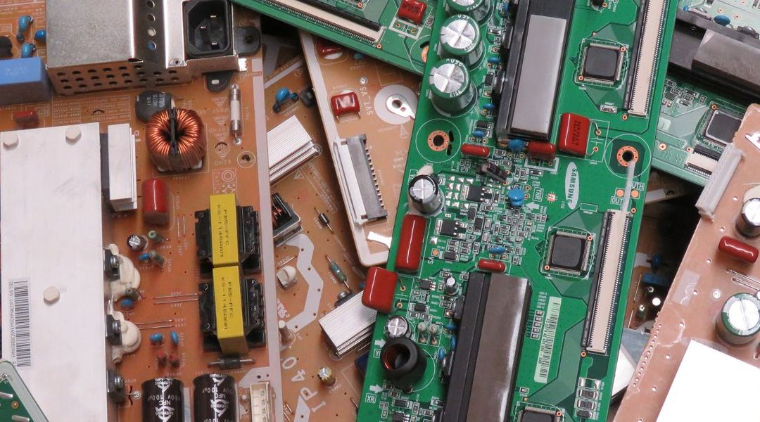 Quel impact sur l'environnement ont les déchets électroniques ?
