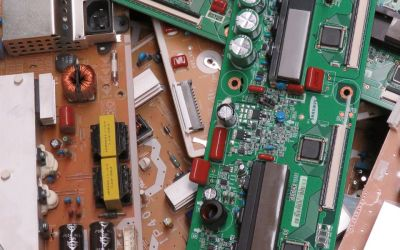 What impact does e-waste have on the environment?