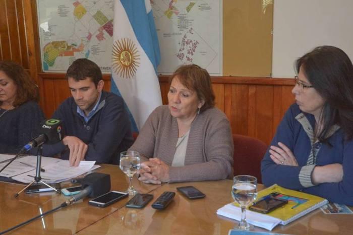 San Marín de los Andes, Anuncio la apertura de un vertedero regional, fuera de Egido