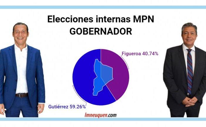 Cerraron las internas del MPN y estiman que votaron más de 100.000 personas