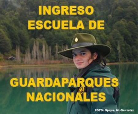 Se abre la inscripción al Curso de Guardaparques Nacionales