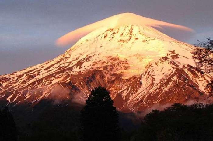 La historia de los rescates que se realizaron en el Volcán Lanin