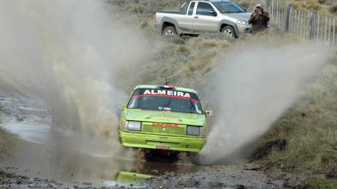 Hoy largada simbólica del Rally en Junín de los Andes