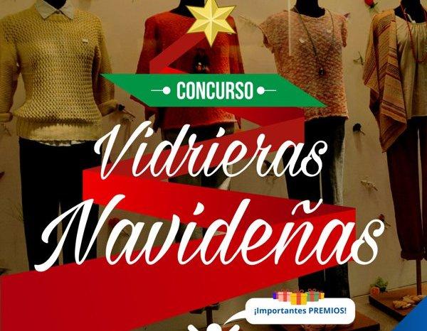 Junín se prepara para las fiestas con un Concurso de Vidrieras Navideñas