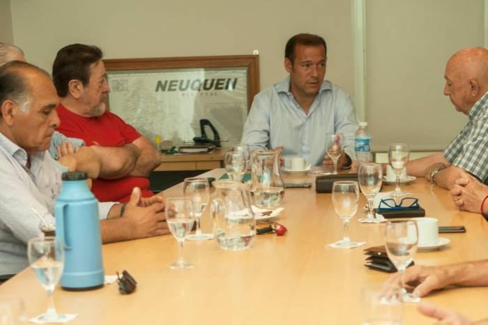 Gutiérrez encabezó encuentro con el MAPO