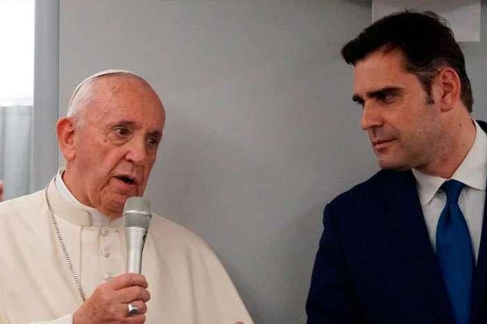"""El papa Francisco eludió reconocer a Juan Guaidó como presidente y dijo que teme """"un derramamiento de sangre en Venezuela"""""""