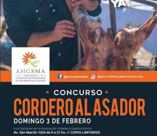 """En San Martín se llevará a cabo un Concurso de Asadores, """"Cordero al asador"""""""