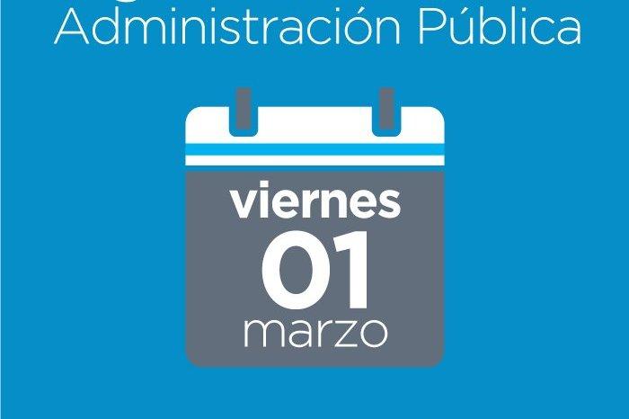 El viernes 01 de marzo cobran su sueldo, la totalidad de la Administración Pública del Neuquén