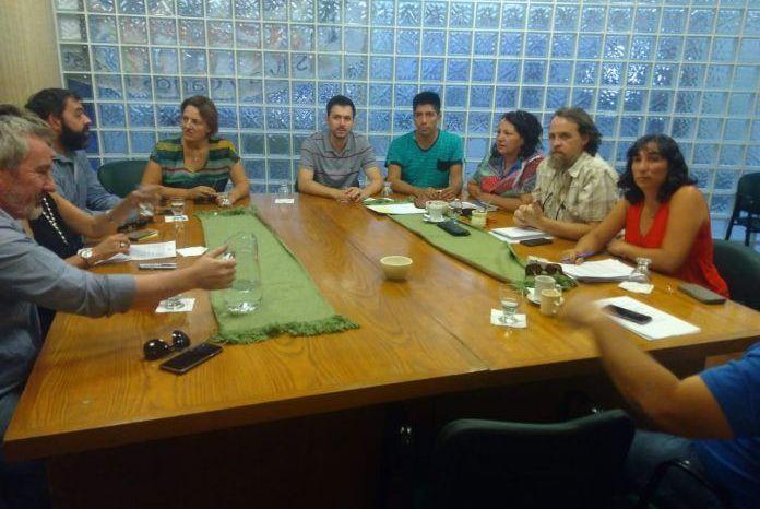 El gobierno provincial y el ATEN firmaron acta en el marco de la mesa técnica