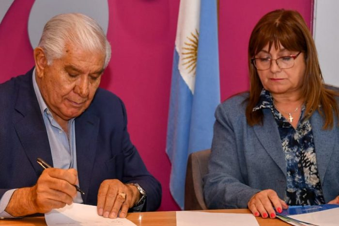 Petroleros privados firmó convenios de capacitación con municipios neuquinos