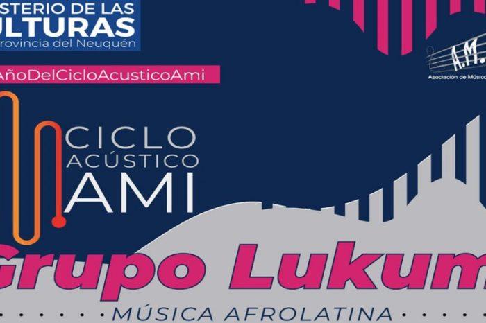 El grupo Lukumí se presentará en el Ciclo Acústico de AMI