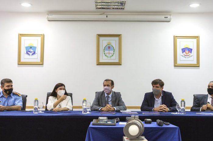 Neuquén firmó convenios con la Agencia Nacional de Seguridad Vial