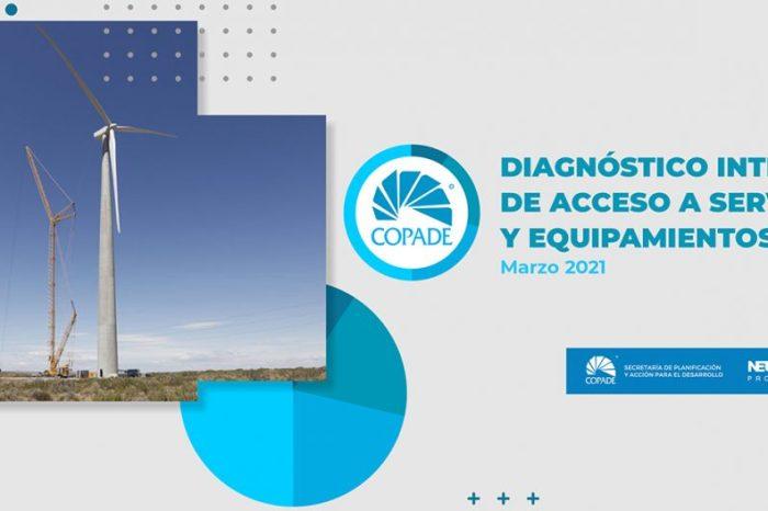 COPADE documenta la infraestructura presente en la provincia